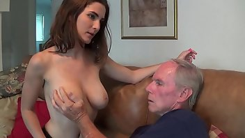 Secretary Big Tits Dad