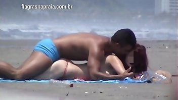 Beach Ass Amateur Public