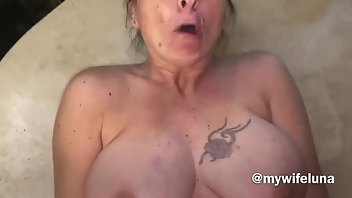 Housewife Ass MILF Doggystyle