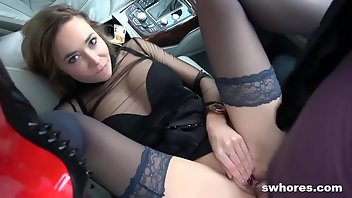 Hooker Stockings Hardcore Blowjob