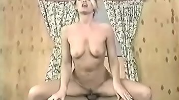Danish Blonde Fingering Hairy