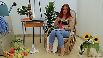 Dirty Talk Amateur Redhead Student