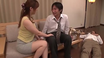Japanese Mom Teen Babe Asian