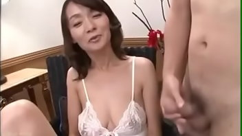 Japanese Mom MILF Skinny Masturbation